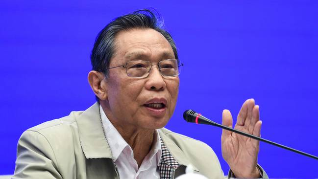 钟南山:警惕第二波疫情 所有的政府都应该真实地披露疫情数据..